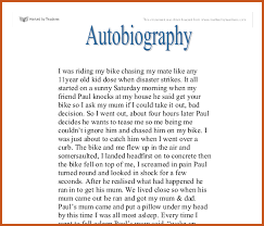examples of autobiography sop example examples of autobiography college autobiography essay example 87910 examples of autobiography