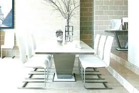 round marble dining table and chairs set top room fascinating used singapore