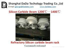 refractory silicon carbide bar refractory kiln furniture supplier