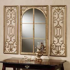 home interiors window pane mirror with shutters
