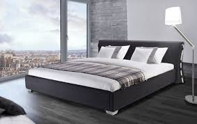 King Size Bedroom Bedding Comfortable Water Beds Wood Frame Waterbeds King New