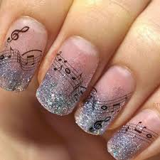 Online Shop 1 Sheets Beauty Music Note Designs DIY Creative Tips ...