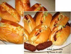 kabab sandwiches