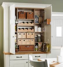 Choose The Free Standing Kitchen Storage Cabinets For Your Open