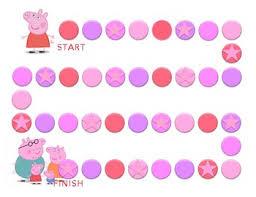 Peppa Pig Behavior Sticker Chart Pdf Printable