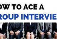 group interview questions how to prepare for group interviews job interview tools