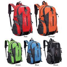 SK537 40L Waterproof <b>Outdoor Hiking</b> Riding Unisex Sports <b>Leisure</b> ...