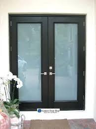 double front doors with glass front entry door with glass front door frosted glass panels double