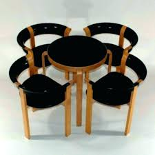round coffee table with stools tables underneath seats storage ta