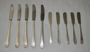 1847 Rogers Bros Patterns Gorgeous 48 Rogers Bros Silverplate Flatware In The 48 LOVELACE Pattern