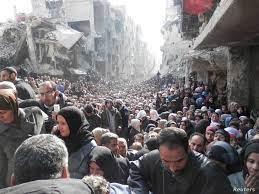 """أسر منهكة و""""صندوق أسود"""".. ماذا يحدث بسوق العقارات في سوريا؟"""