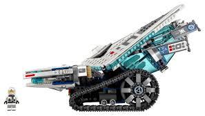 70616 Ice Tank revealed | Brickset: LEGO set guide and database