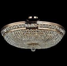 Casa Padrino Barock Kristall Decken Kronleuchter Gold 65 X H 34 Cm Antik Stil Möbel Lüster Leuchter Deckenleuchte Deckenlampe