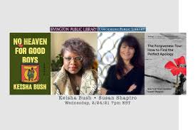 Irvington & Larchmont Libraries: Keisha Bush & Susan Shapiro ...