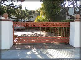 Ornamental Wrought Iron Gates Fences Corona CA Railings