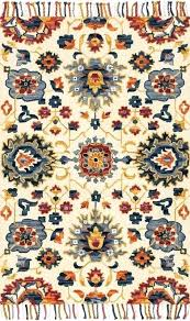 loloi rugs magnolia home collection by joanna gaines brushstroke bi ivory multi free bohemian area rug