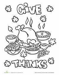 Small Picture Thanksgiving Coloring 15 Pages for Little Turkeys Educationcom