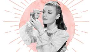 eny reports on how makeup was used in the 20th century