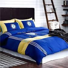 football bedding sets football club bedding set twin queen size football club bedding set