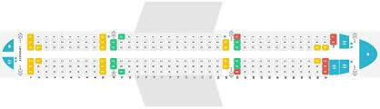 Jet2 Seating Chart Jet2 Fleet Airbus A321 200 Details And Pictures