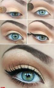 natural eye makeup for blue eyes 16 makeup tutorials to get the spring 2016 look gleamitup more
