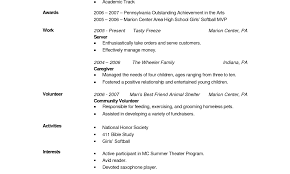 resume : Interest And Hobbies For Resume Samples Wonderful ...