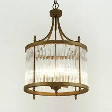 crystal drum shade chandelier silver mist hanging crystal drum shade chandelier by tribecca home