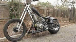 jesse james chopper bicycle into mini chopper update aux gas