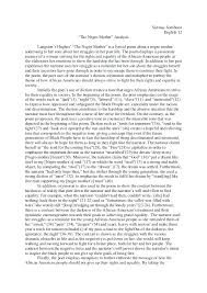 Example Of A Critical Analysis Essay Bezholesterol