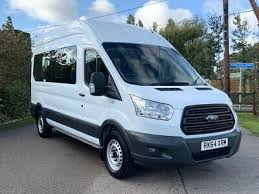 FORD TRANIST WHEELCHAIR accessible minibus pcv , Iva - £3,500.00   PicClick  UK