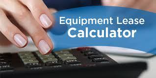 Equipment Lease Calculator Fitbizloans Com