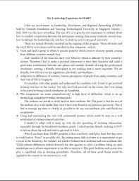 College Essays On Leadership Cannon College Essays