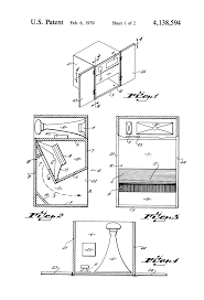 Cerwin Vega Box Design Diagram Patent Us4138594 Small Dimension Low Frequency Folded