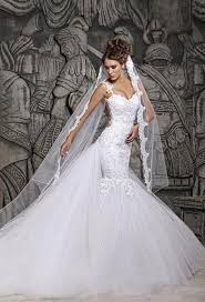 never worn mermaid fishtail wedding dress size 6 in paignton