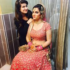 sonam kalra makeup artist delhi