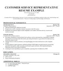 example of customer service resume inssite customer service resume description college application essay successful short on fetching samples for representative surprising objective