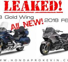 2018 honda goldwing.  2018 all new 2018 honda gold wing u0026 f6b changes  pictures leaked   motorcycle news intended honda goldwing