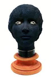 surrealism an introduction article khan academy marcel jean spector of the gardenia 1936 plaster head painted black cloth zippers film velvet covered wood base moma