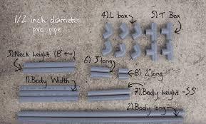 measurement for parts