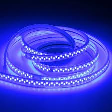 Flexible Neon Led Rope Lights Ac220v 3m Waterproof Smd5730 5630 Flexible Led Strip Tape Rope Light Eu Plug For Home Decoration