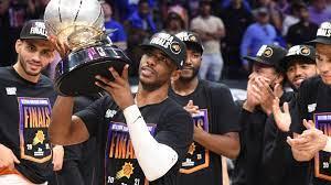 Phoenix Suns rise to NBA Finals ...