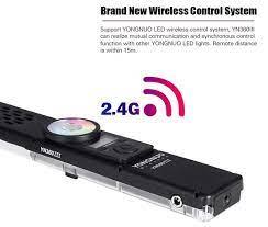 Đèn LED quay phim Yongnuo YN360 III Pro kèm Adapter hàng chính hãng. |  Thiết Bị Quay Phim
