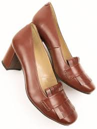 will s vegan shoes womens brown vegan kilted block heels at wills vegan shoes
