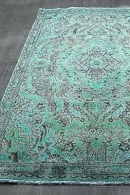 rugs awesome vintage for home decorating ideas fresh over dyed overdyed persian rug australia