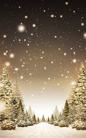Christmas Night Mobile Wallpaper ...