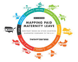 California Leave Laws Chart U S Paid Family Leave Versus The Rest Of The World In 2