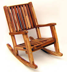 wood rocking chairs fabulous charming simple wooden chair for
