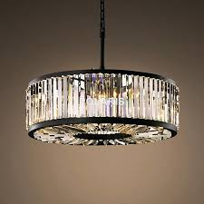 round chandeliers modern vintage crystal chandelier lighting pendant hanging light ceiling mounted chandeliers lamp for home