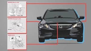 how to identify your vehicle's fuse type when installing a dashcam fuse box in car got wet graphic locations of fuse boxes