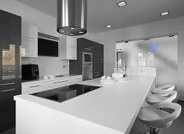 modern kitchen black and white. Modern Kitchen Design Black And White